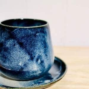 galaxy cup and saucer